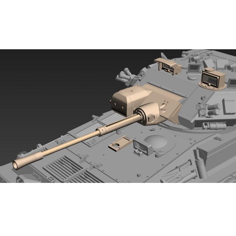 Scorpion Tank 30mm Gun