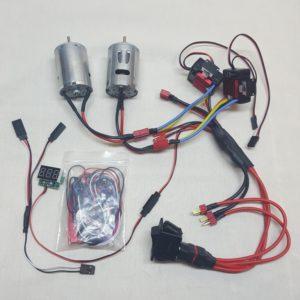 Spyker KAT Electronics