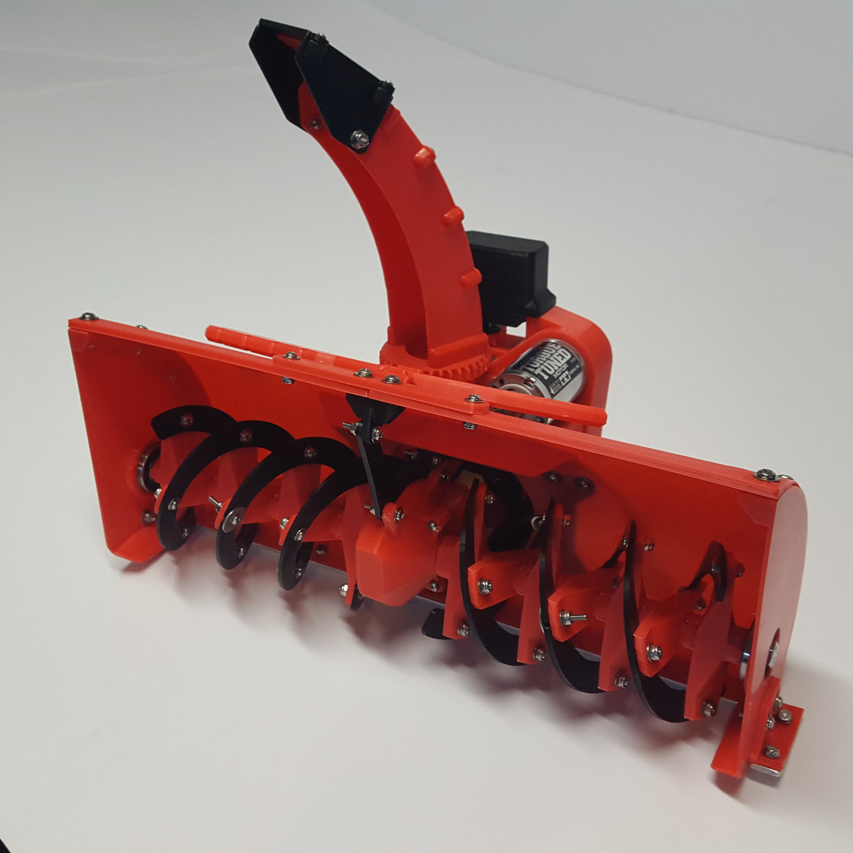 snow blower artr v3 spyker workshop